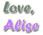 love alise